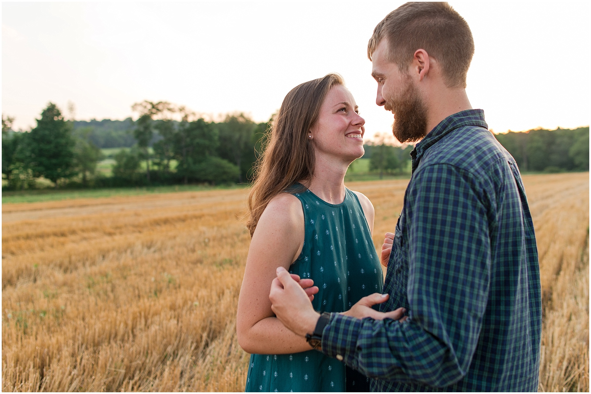 Hannah Leigh Photography Sunset Farm Engagement Session_0918.jpg