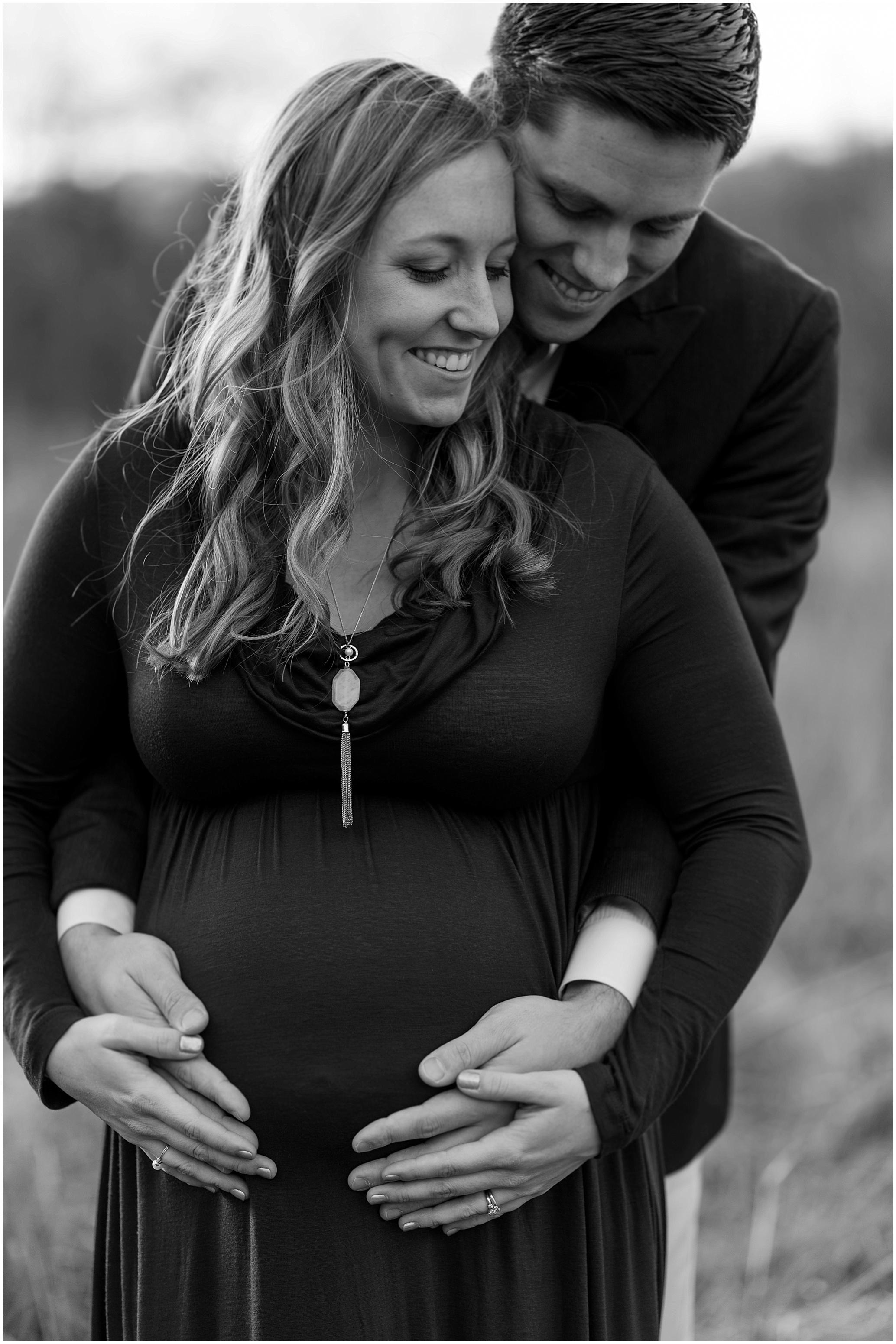 Hannah Leigh Photography Winter Maternity Towson MD_2736.jpg