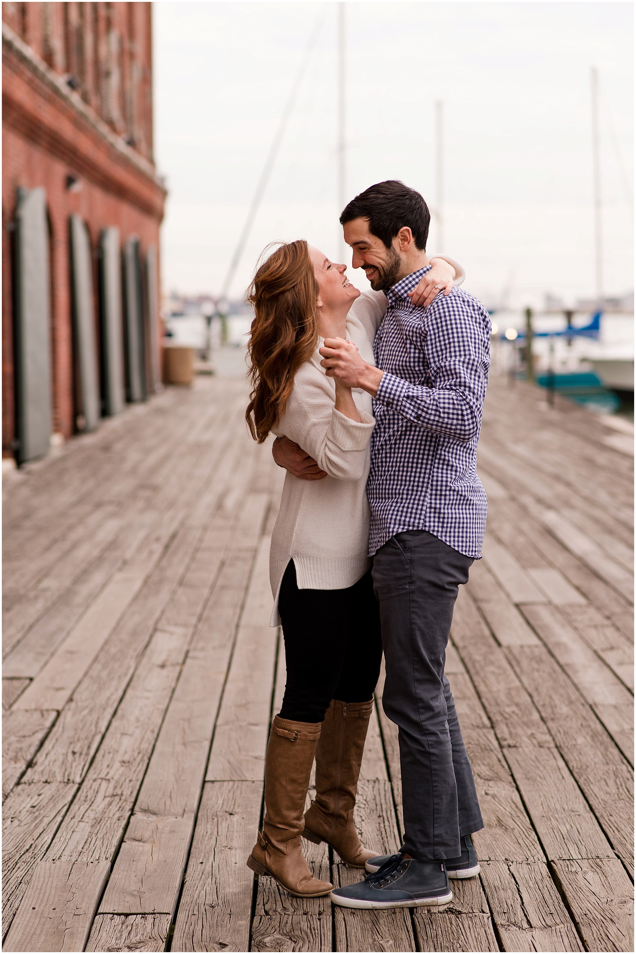 Hannah Leigh Photography Fell Point Baltimore MD Engagement Session_3579.jpg
