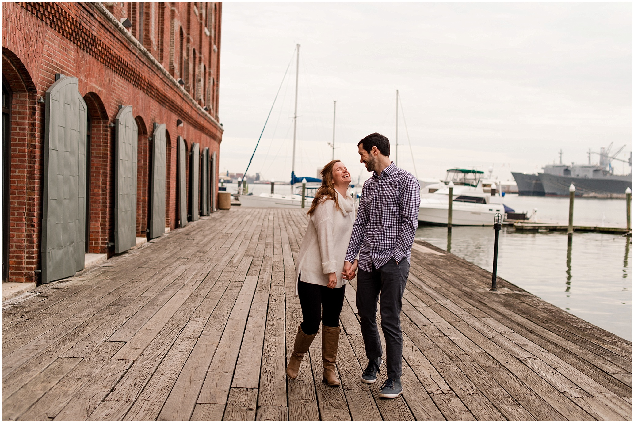 Hannah Leigh Photography Fell Point Baltimore MD Engagement Session_3578.jpg