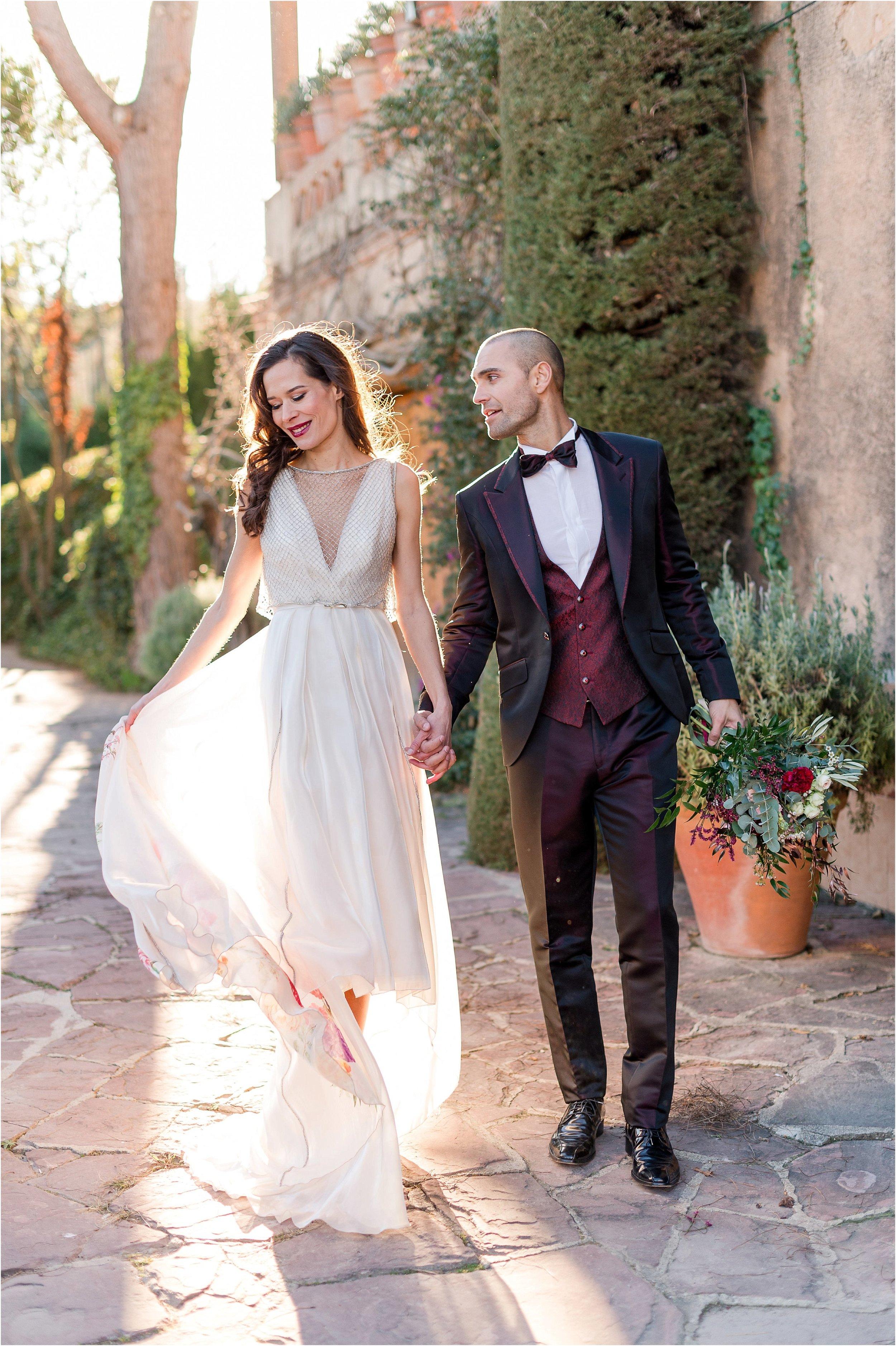 Hannah Leigh Photo Can Ribas De Montbui Wedding Barlceona Spain_0375.jpg
