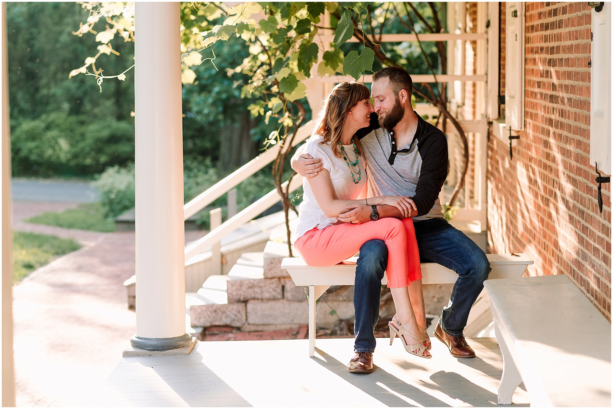 Hannah Leigh Photography Lancaster City Summer Engagement Session_4318.jpg
