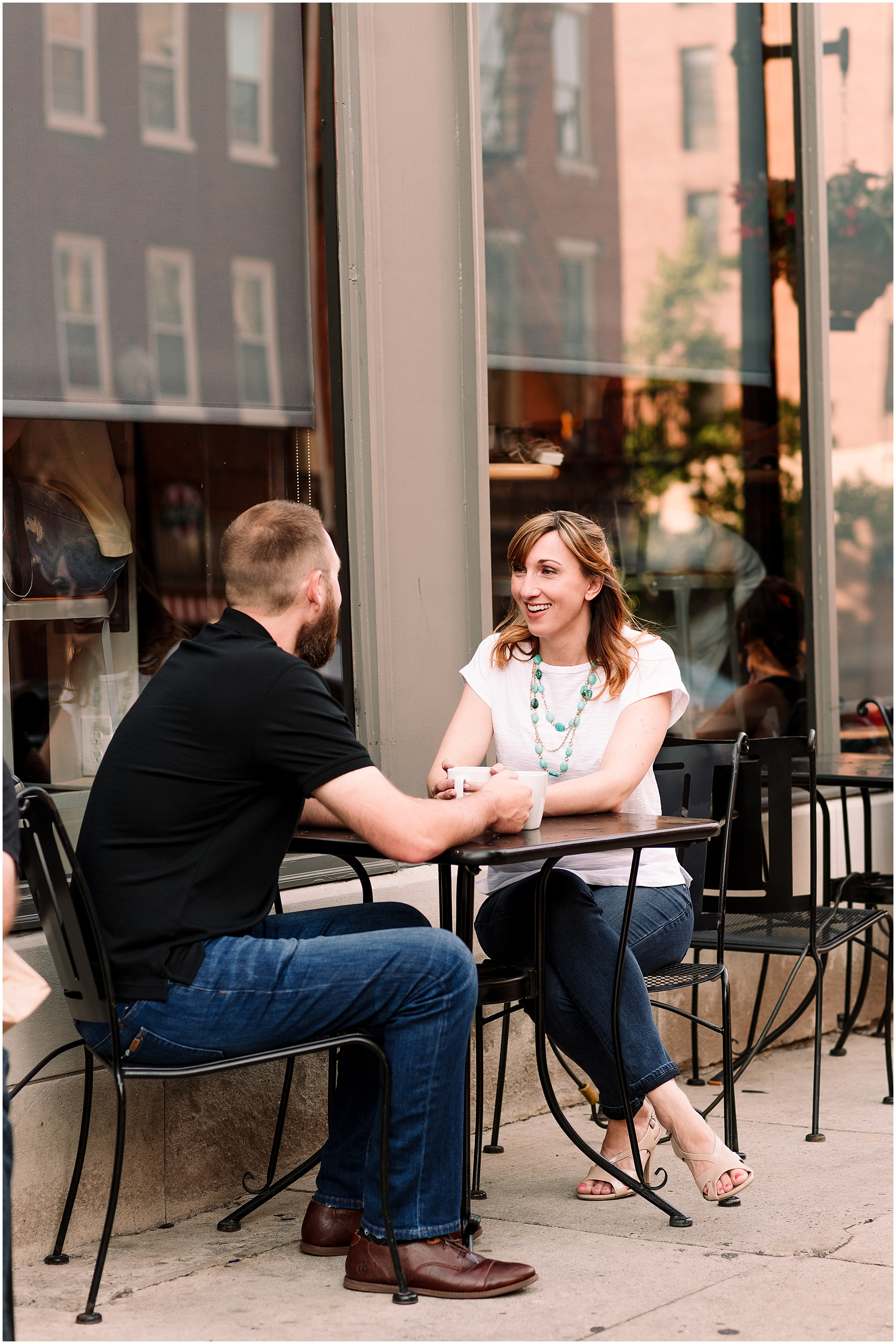 Hannah Leigh Photography Lancaster City Summer Engagement Session_4299.jpg