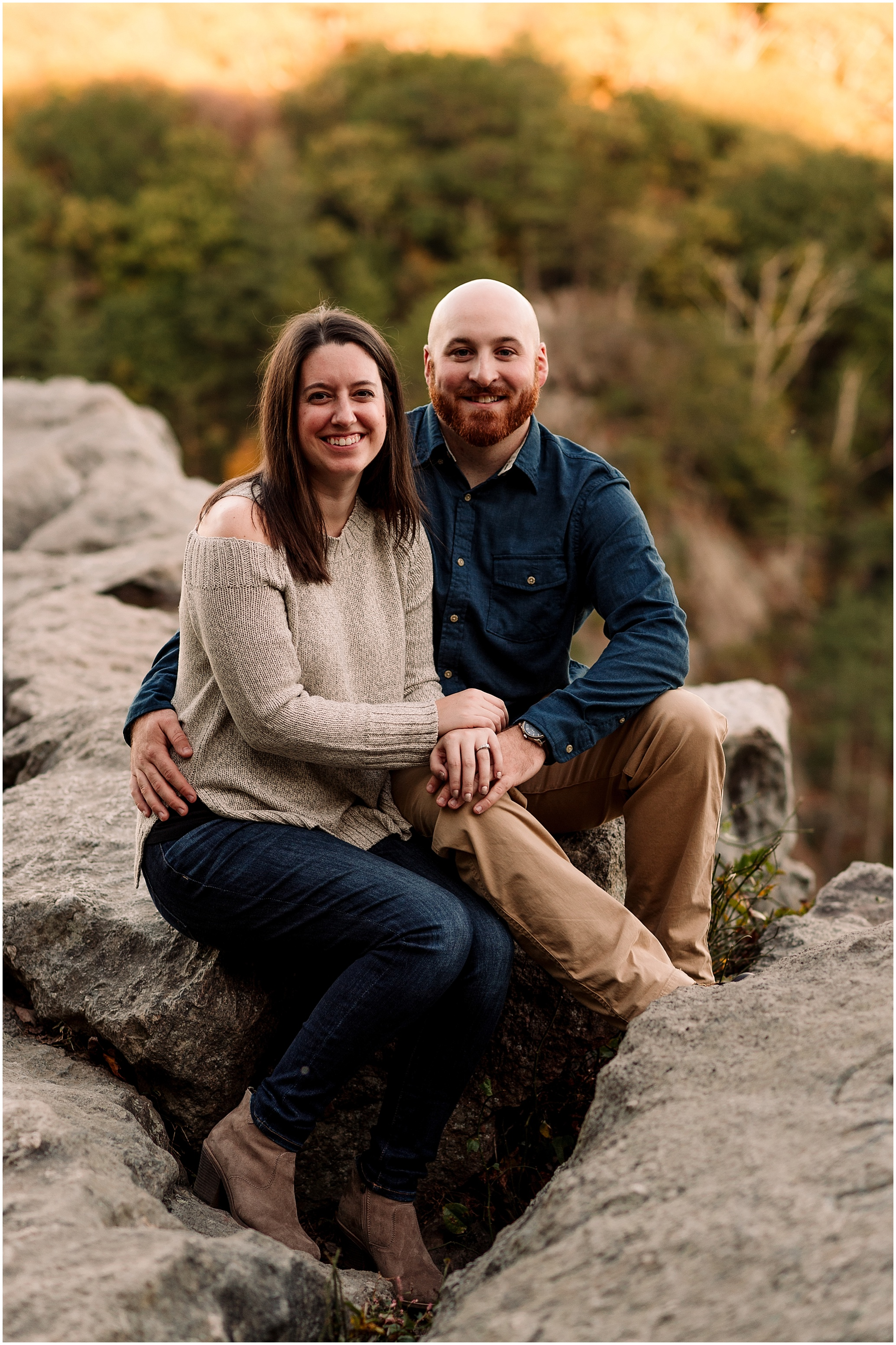 Hannah Leigh Photography Rocks State Park Engagement Session_6378.jpg