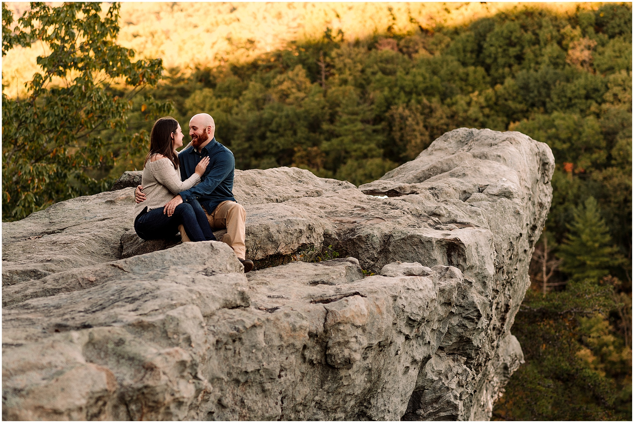 Hannah Leigh Photography Rocks State Park Engagement Session_6376.jpg