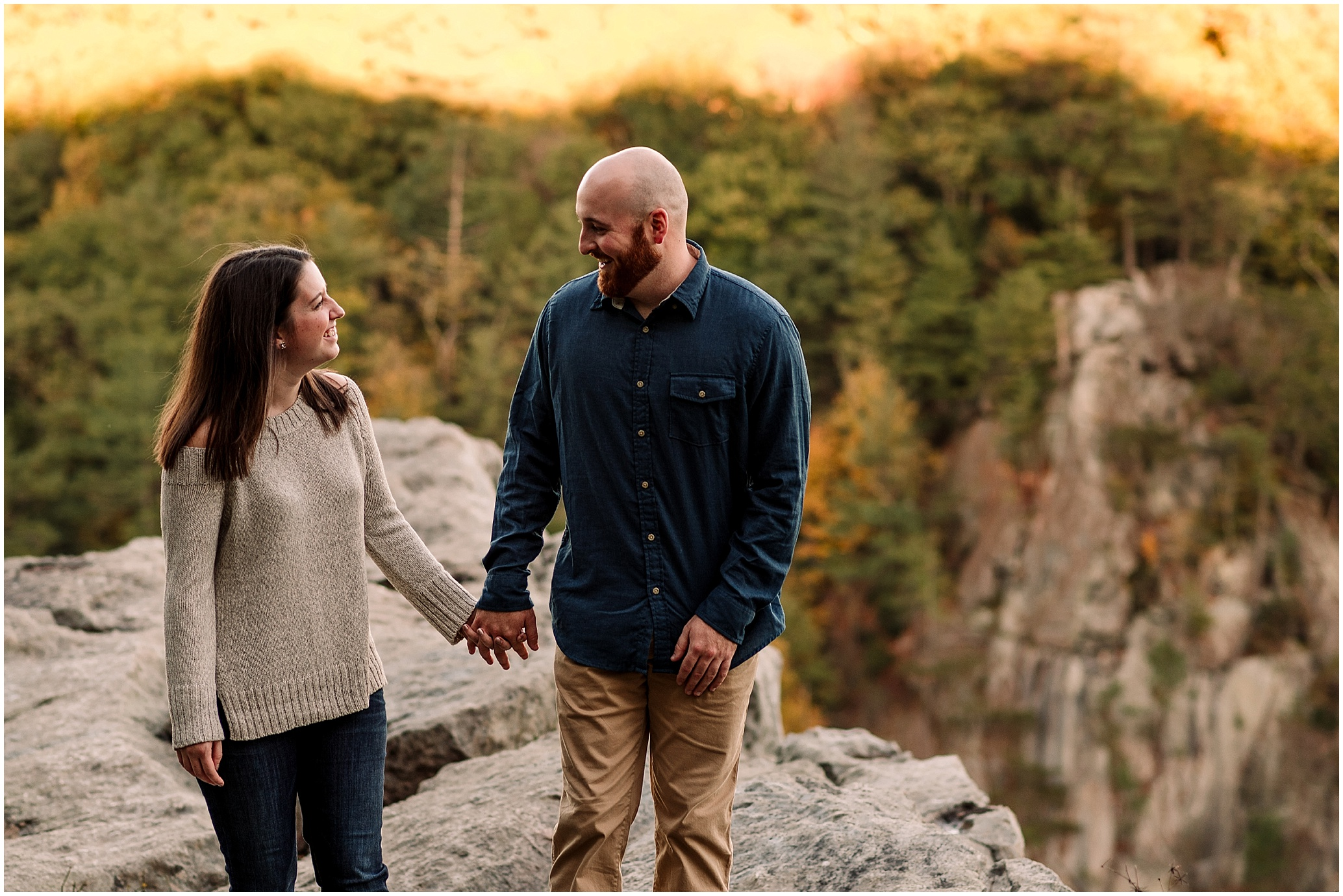 Hannah Leigh Photography Rocks State Park Engagement Session_6370.jpg