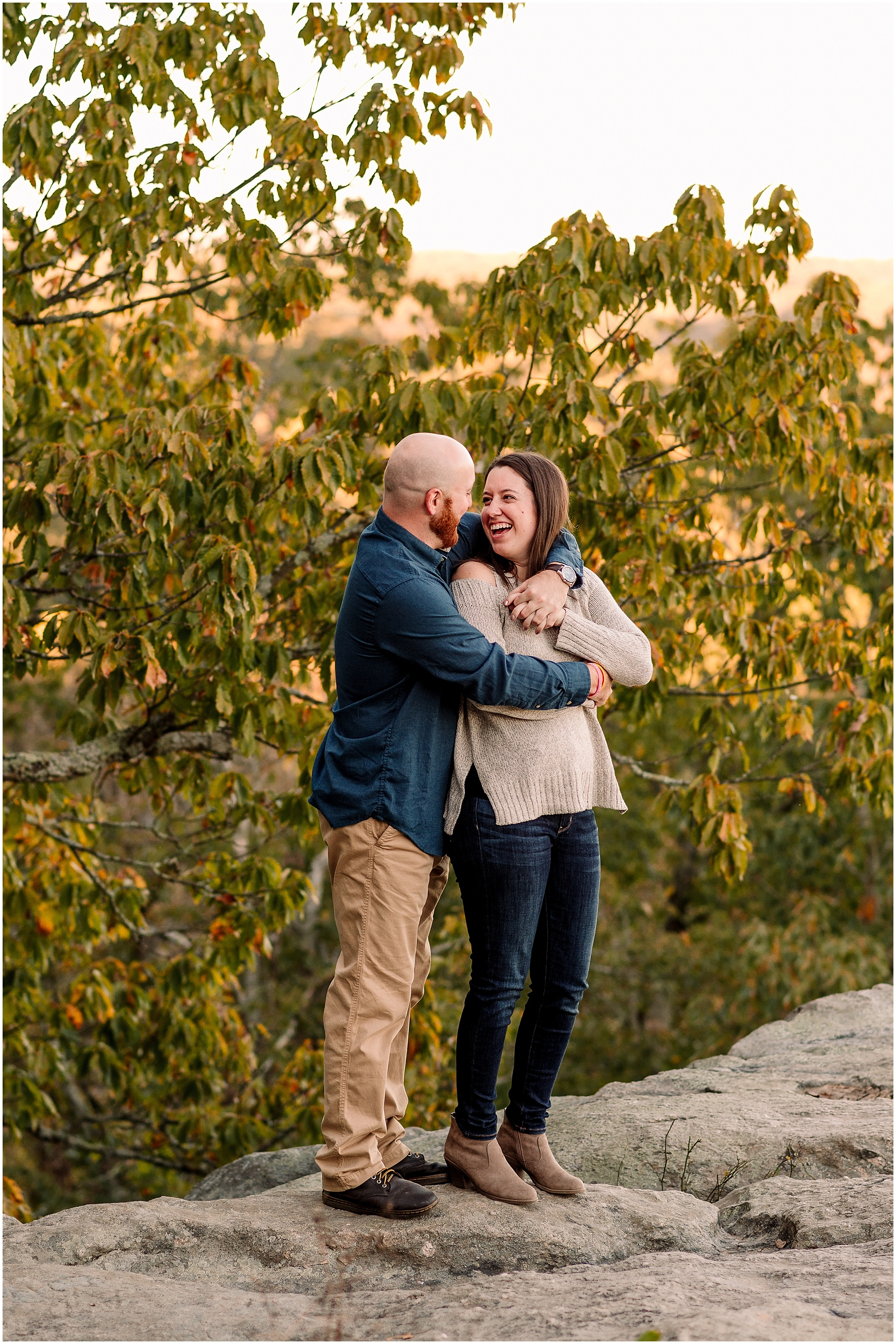 Hannah Leigh Photography Rocks State Park Engagement Session_6360.jpg