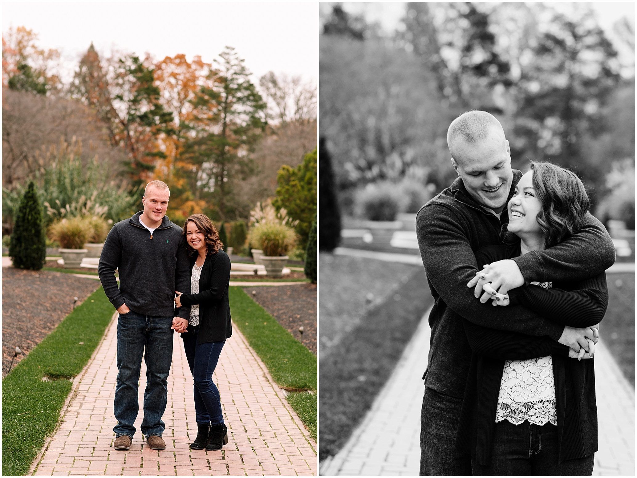 Hannah Leigh Photography Longwood Gardens Engagement Session_6627.jpg