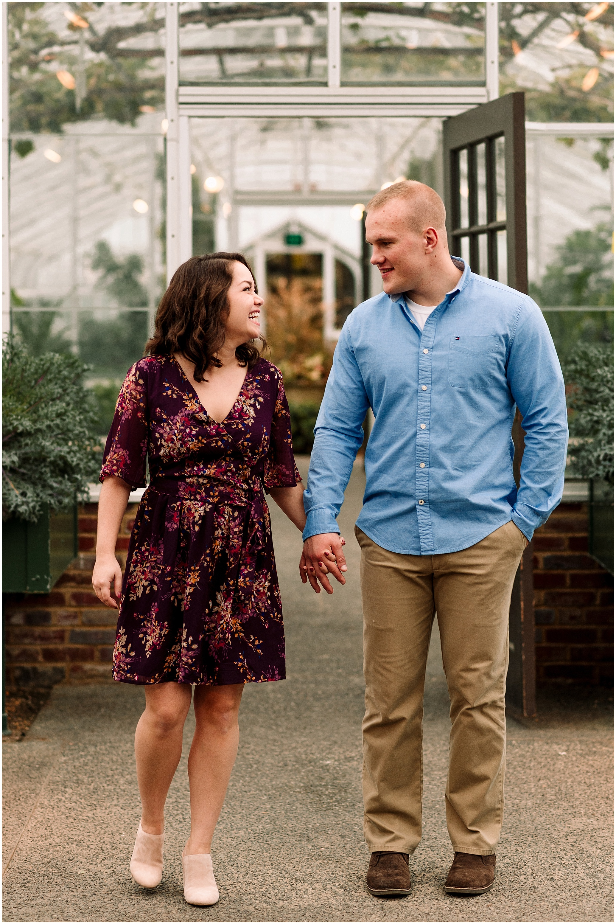 Hannah Leigh Photography Longwood Gardens Engagement Session_6663.jpg