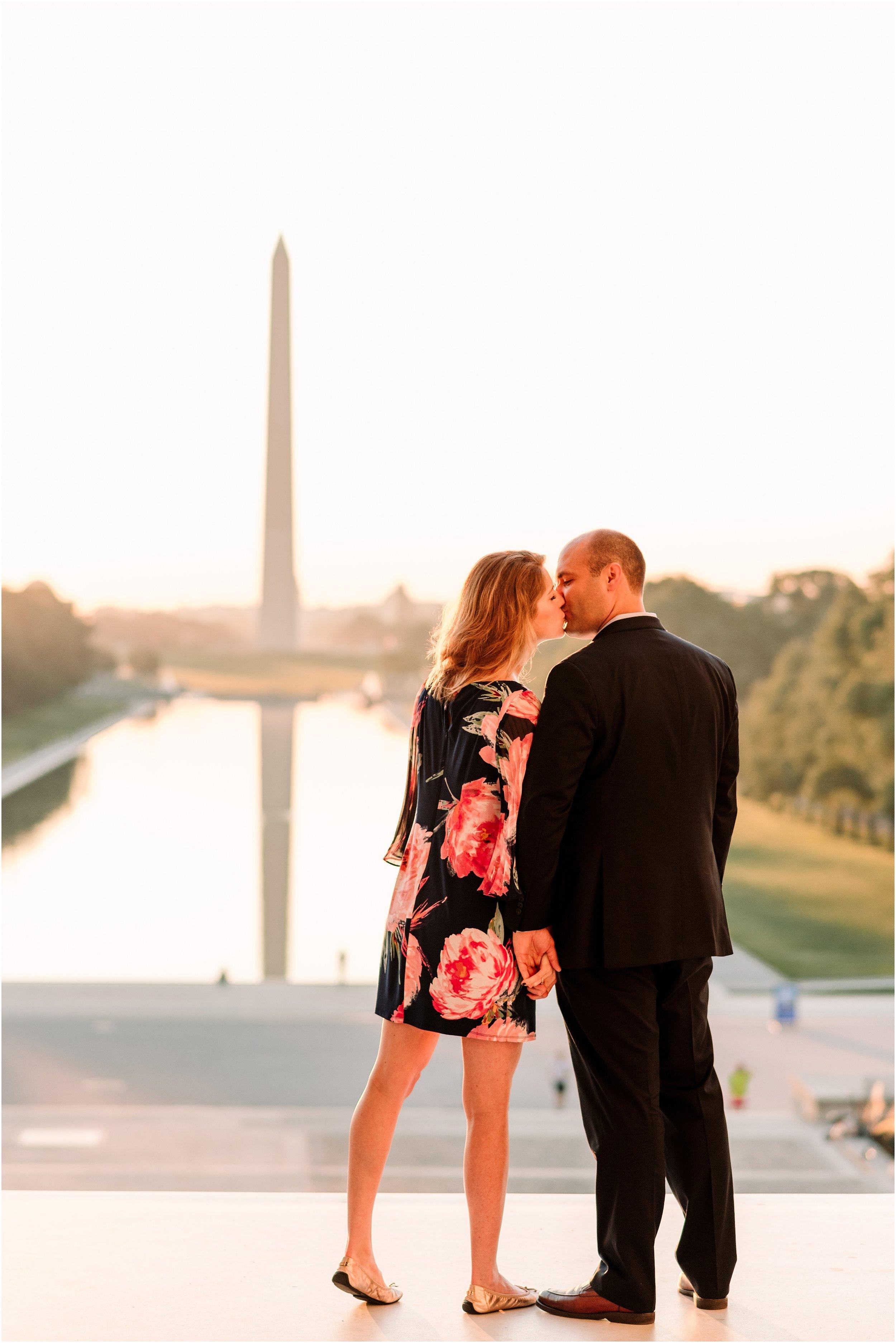 hannah leigh photography Sunrise Jefferson Memorial Engagement Session, Washington DC_1047.jpg