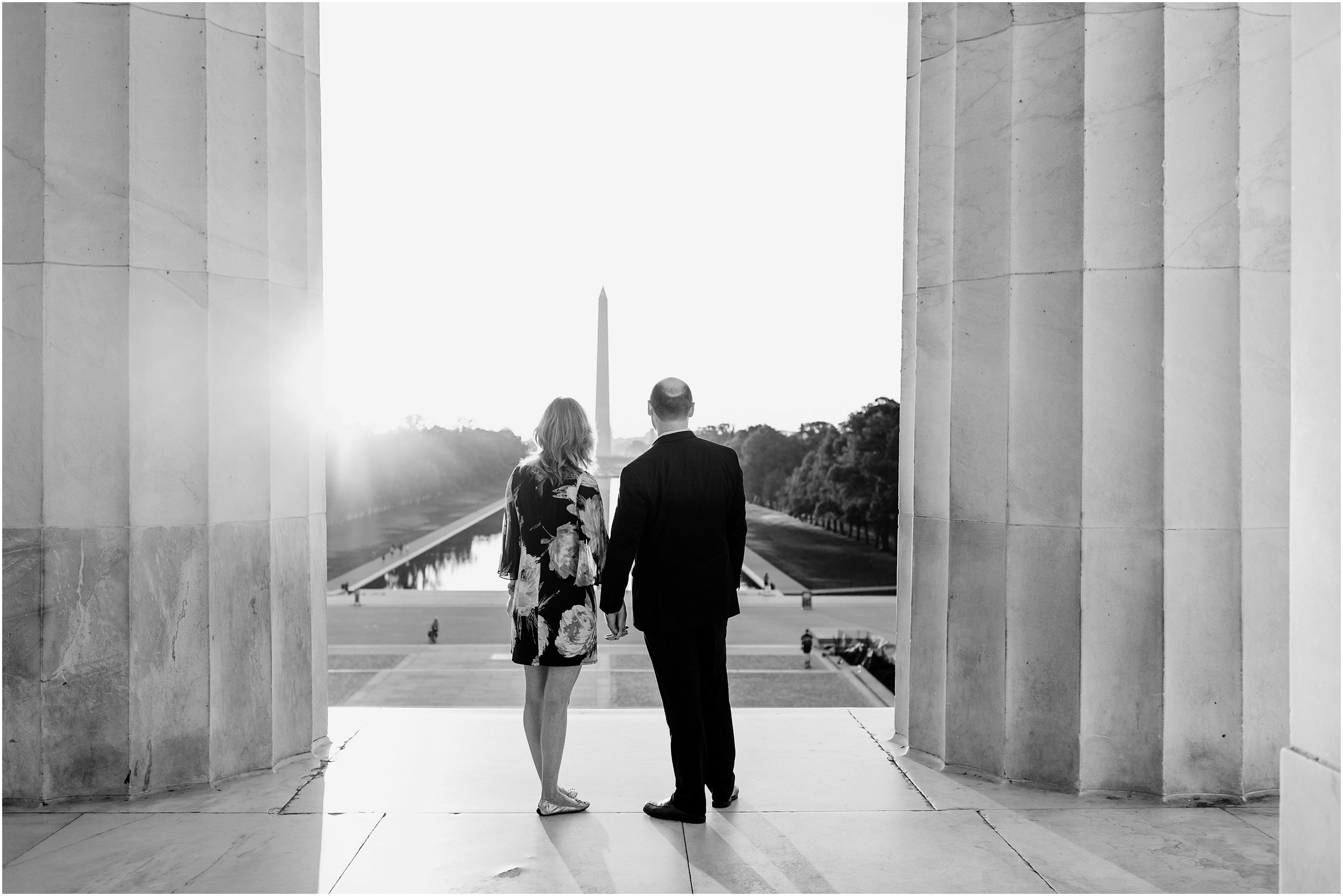 hannah leigh photography Sunrise Jefferson Memorial Engagement Session, Washington DC_1045.jpg