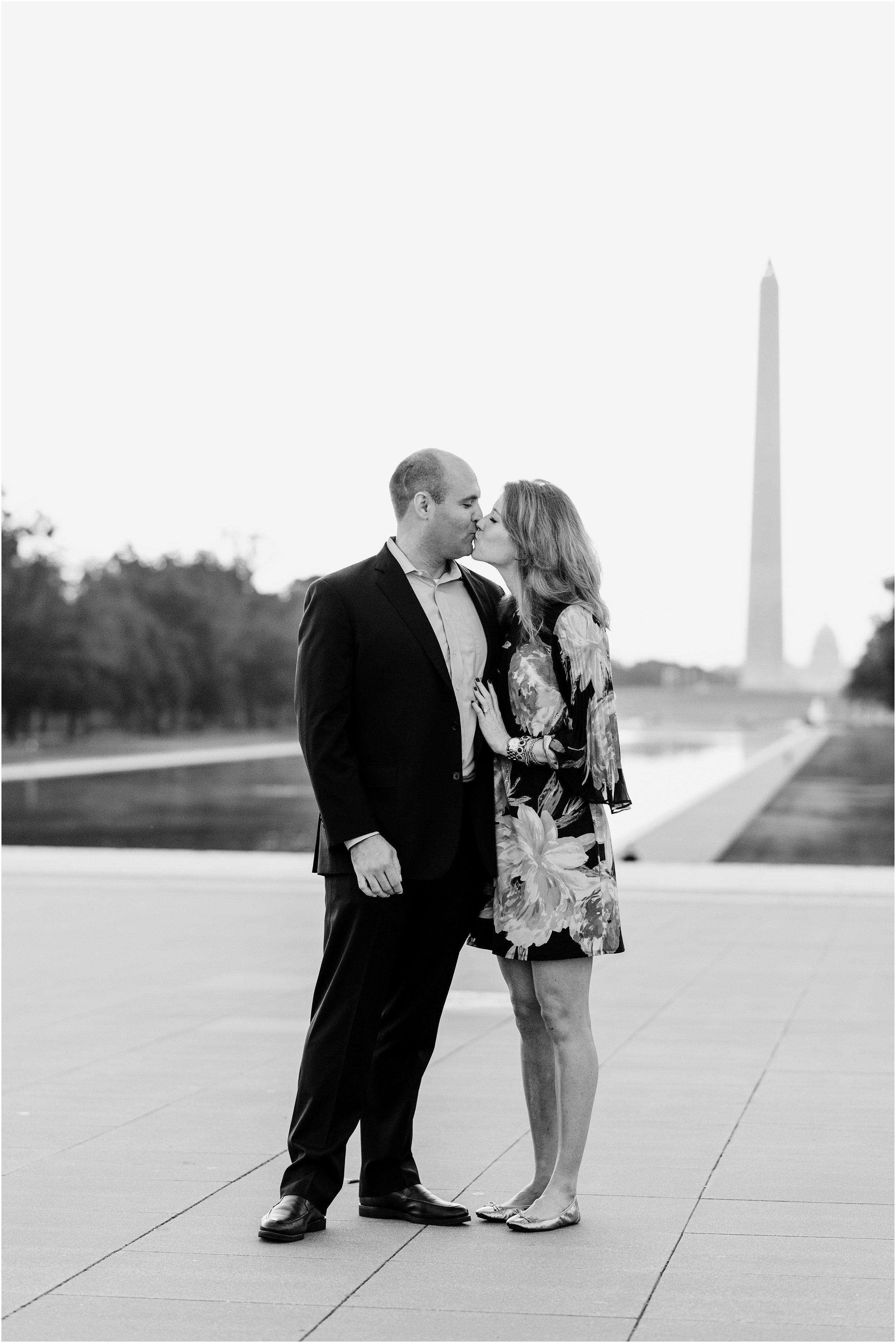 hannah leigh photography Sunrise Jefferson Memorial Engagement Session, Washington DC_1018.jpg