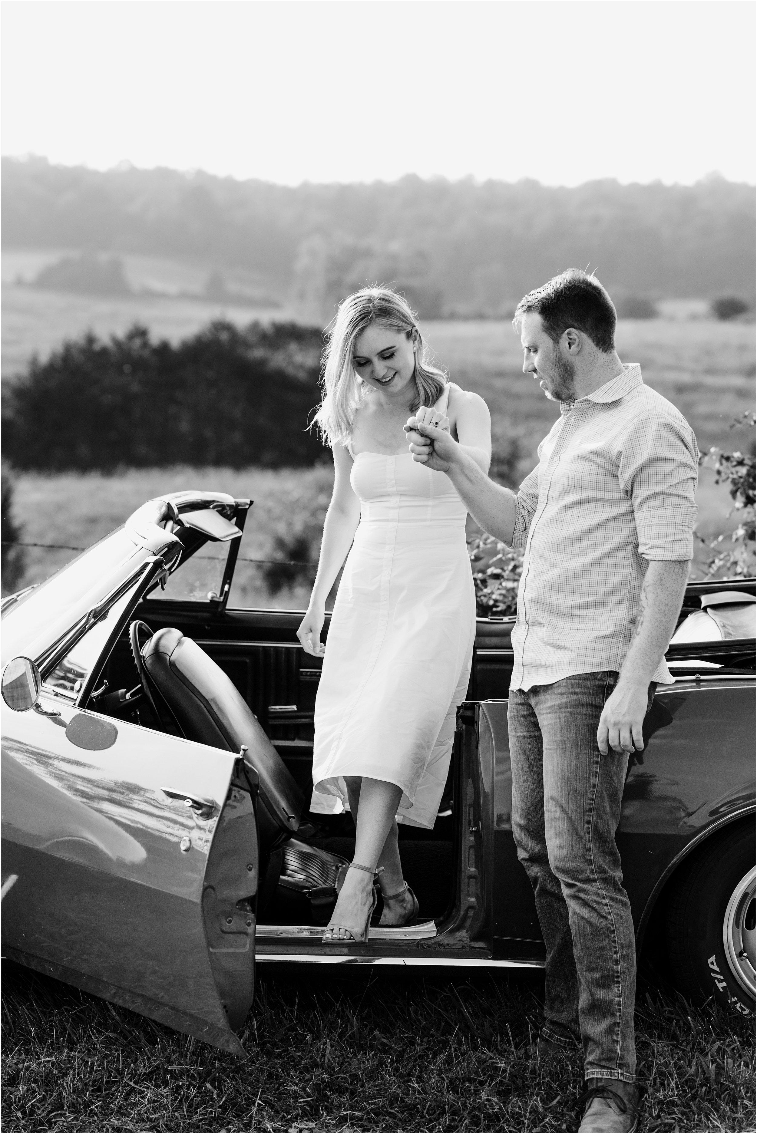 hannah leigh photography antique car engagement session virginia_1079.jpg