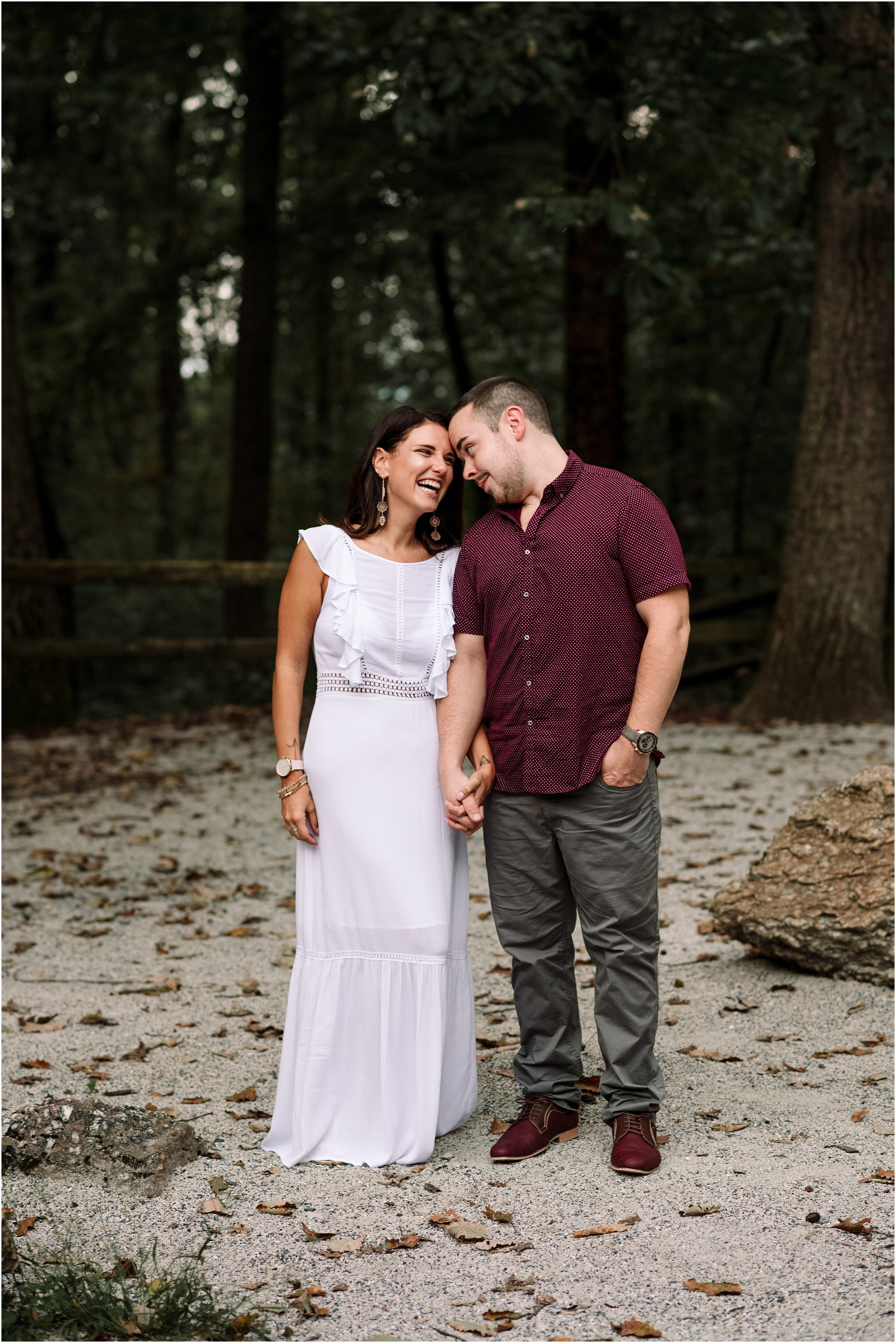 hannah leigh photography woodsy engagement session PA_1595.jpg