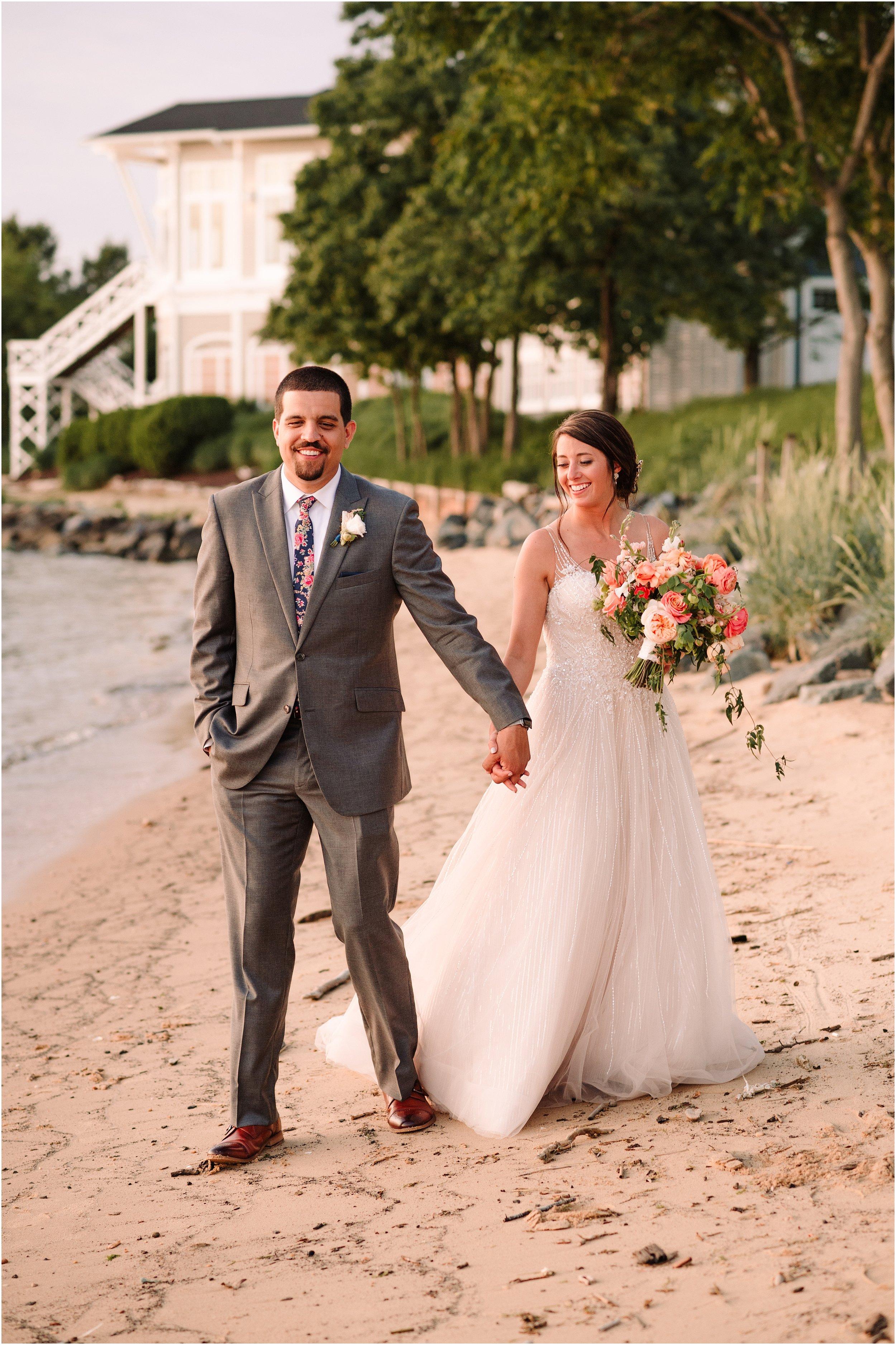 hannah leigh photography chesapeake bay beach club wedding Stevensville MD_3134.jpg