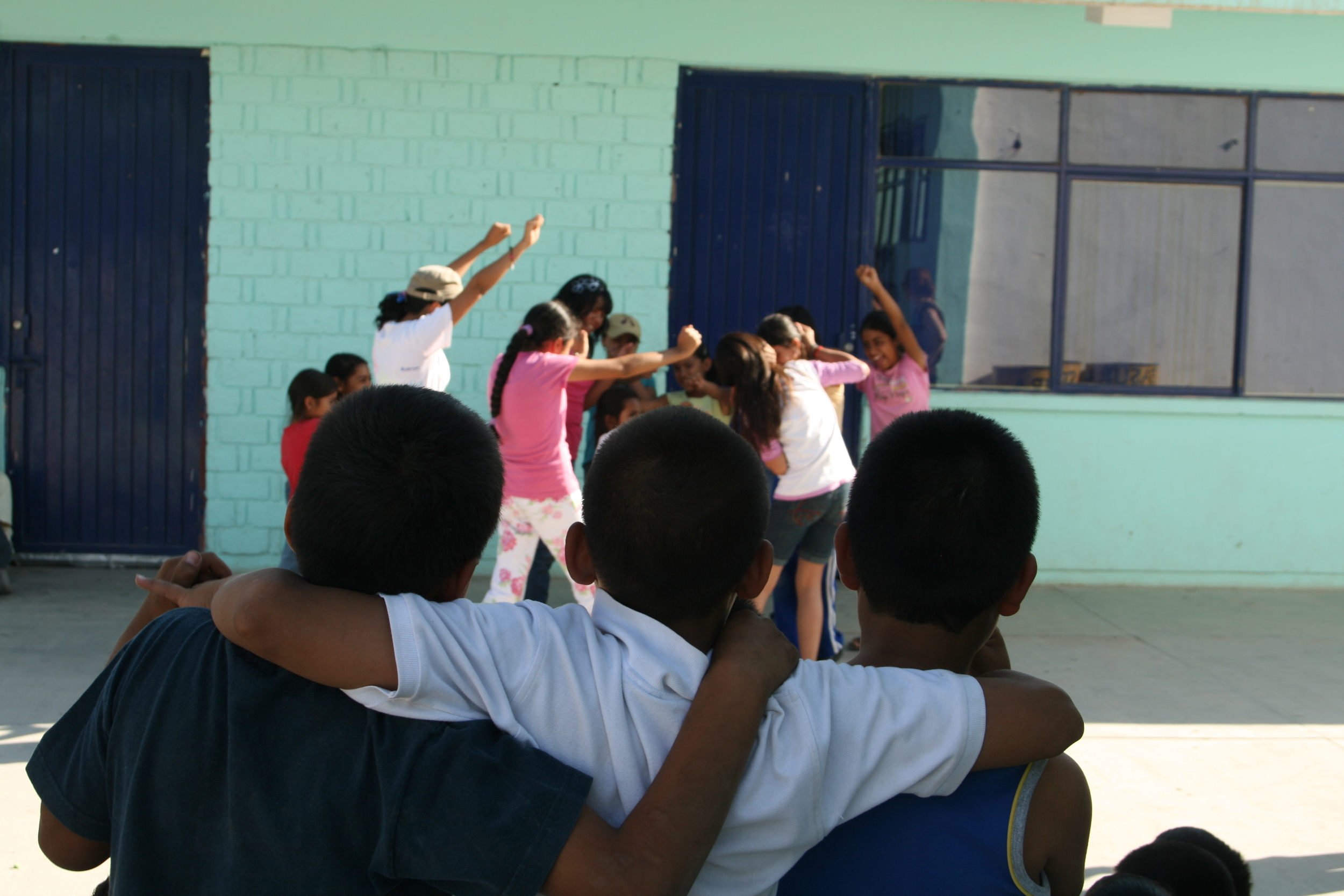Anti-Violence Play. Savvy Theatre Works, 2011. Bocas, Mexico