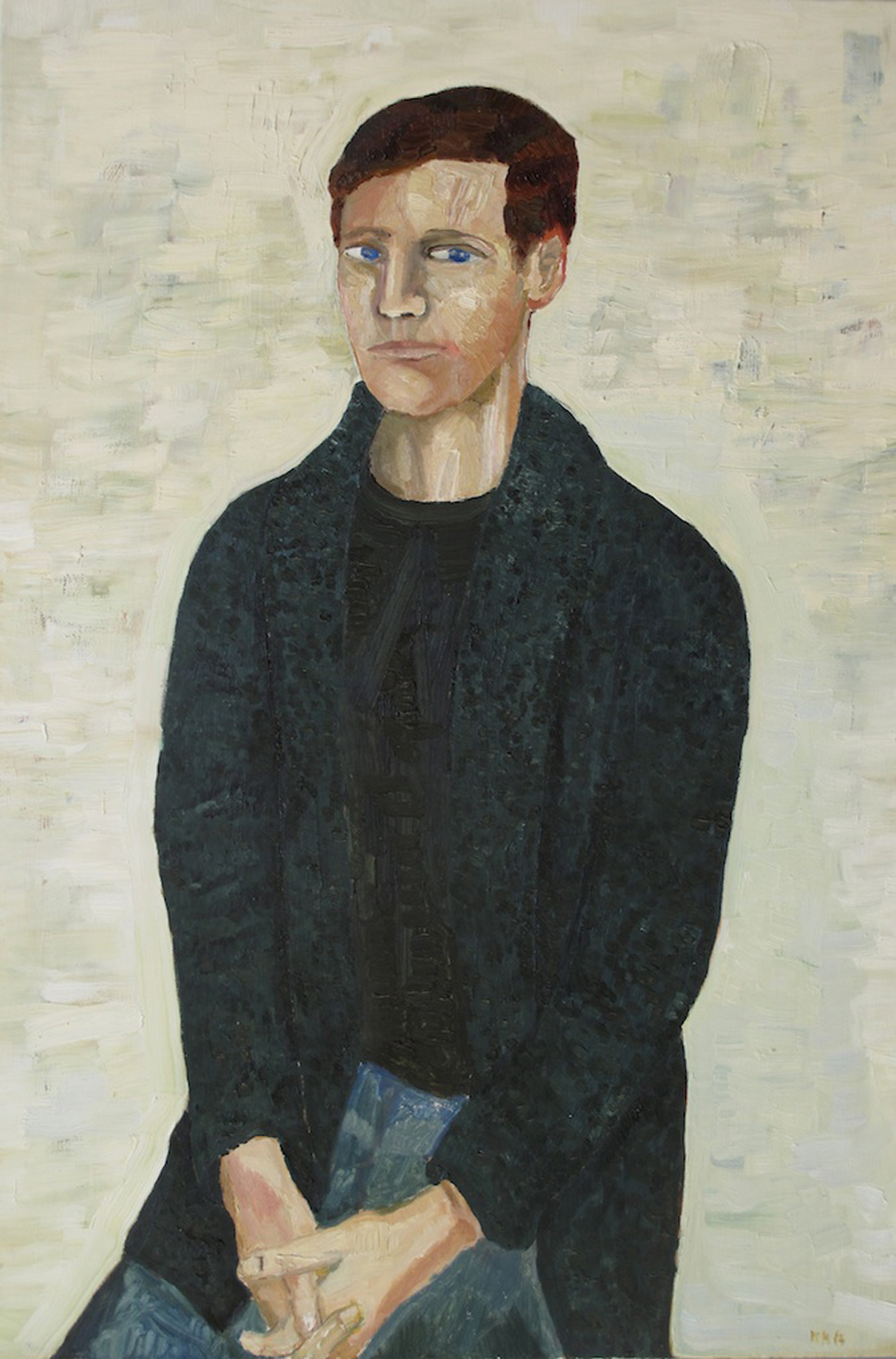 Portrait of Christopher Wolf