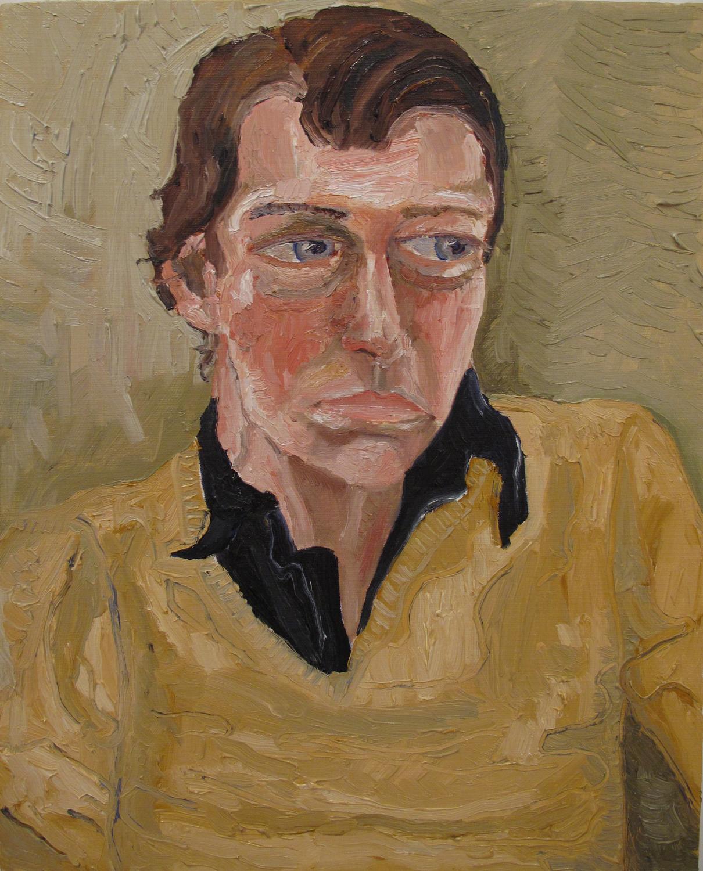 Portrait of Jeremiah