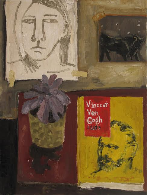 Still life with Vincent