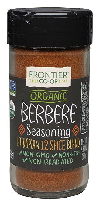 Frontier Berbere Seasoning: