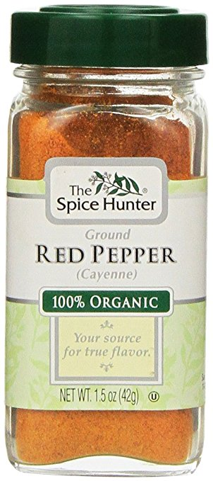 The Spice Hunter Red Pepper: