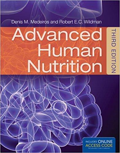 Advanced Human Nutrition: