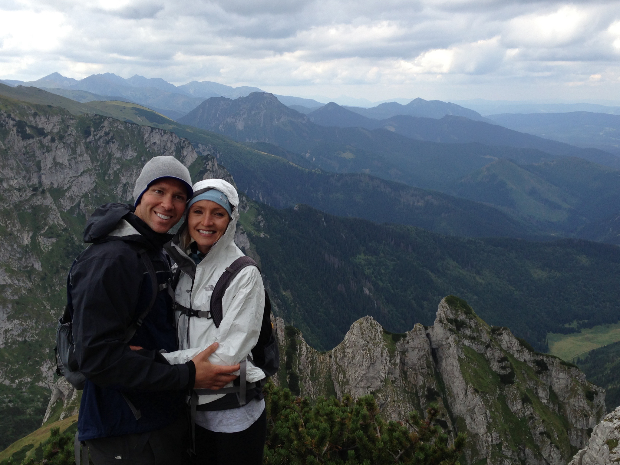 Hiking and boosts in stress hormones for better health