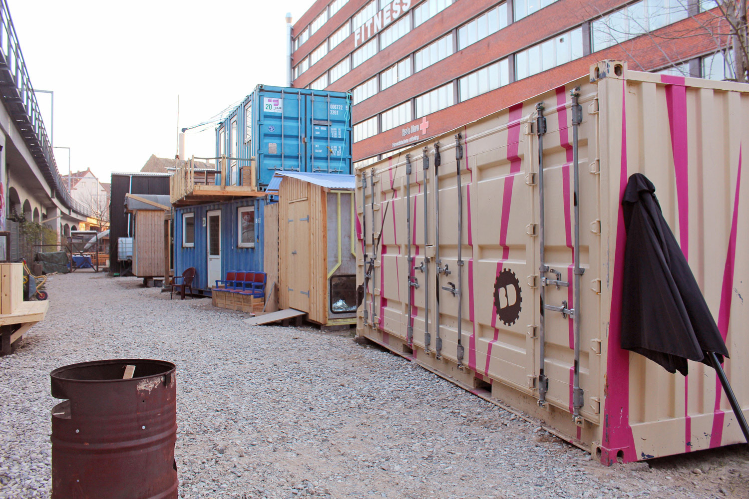 The container workshops