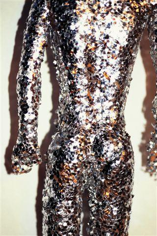 Glitter Body  , 2002 C-print