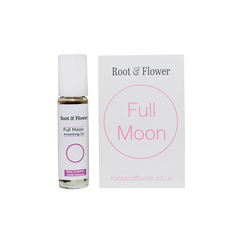 Root & Flower - Full Moon Anointing Oil Wand