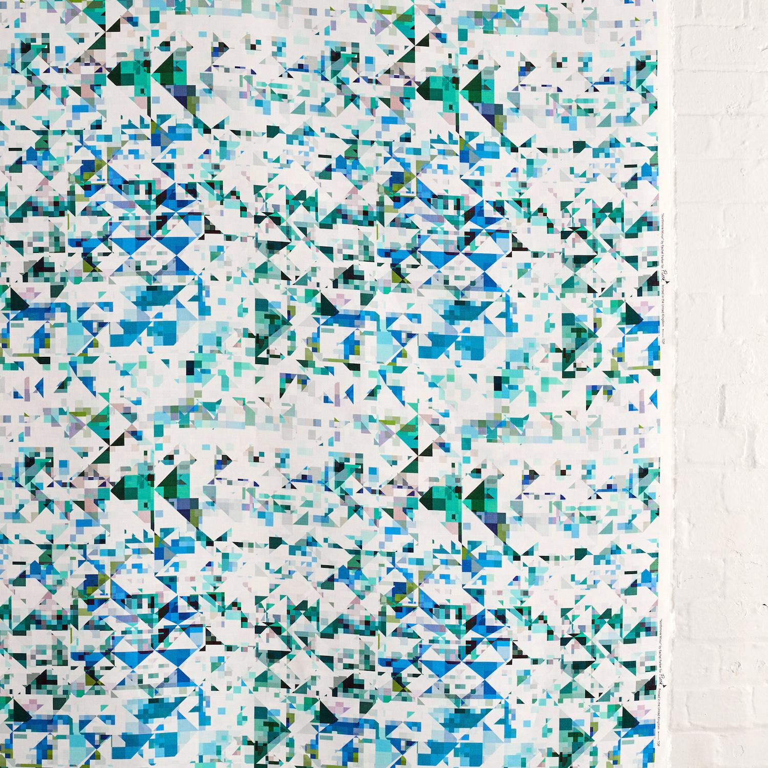 Northmore Teal fabric
