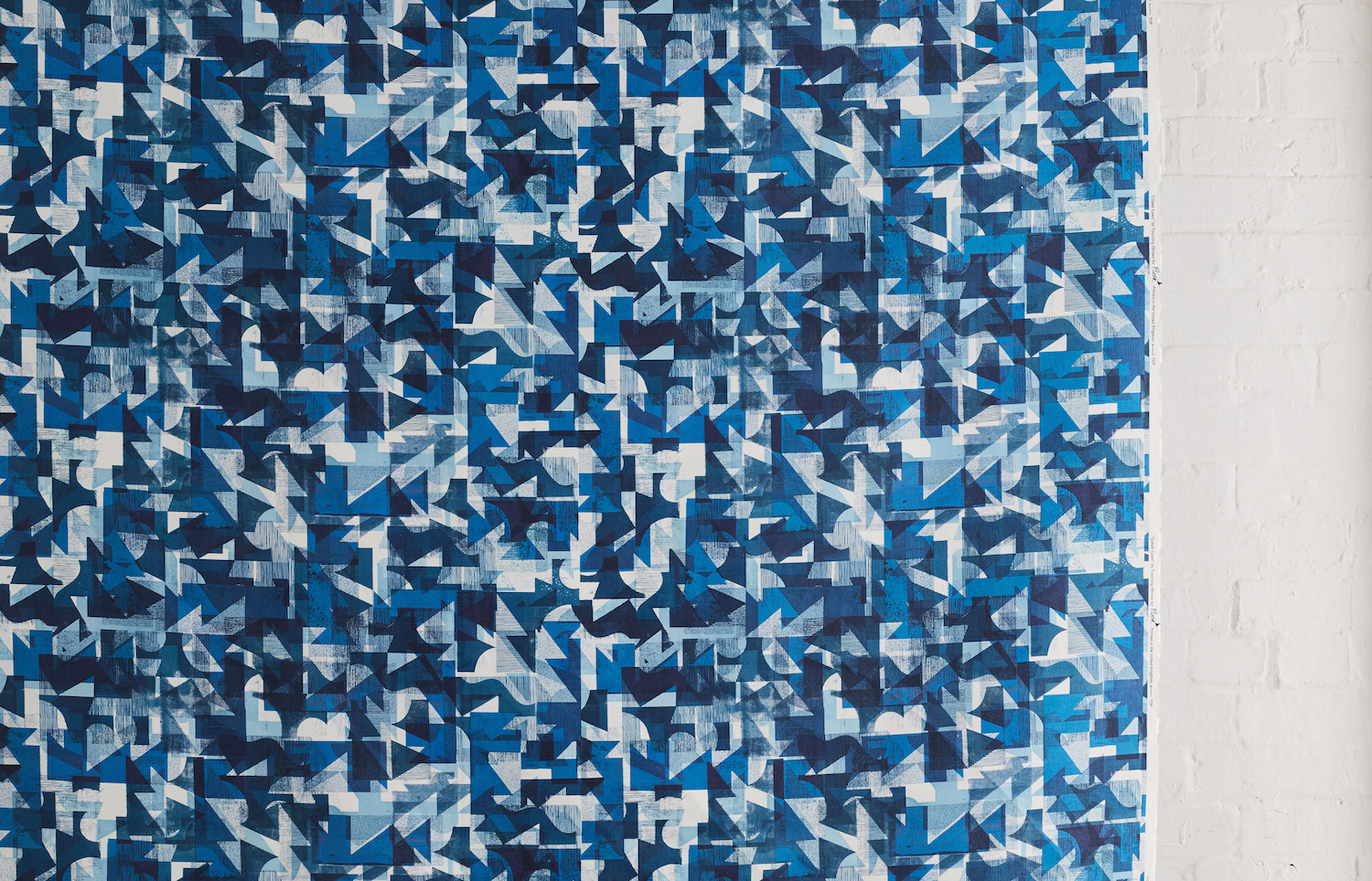 Cobalt Coast fabric