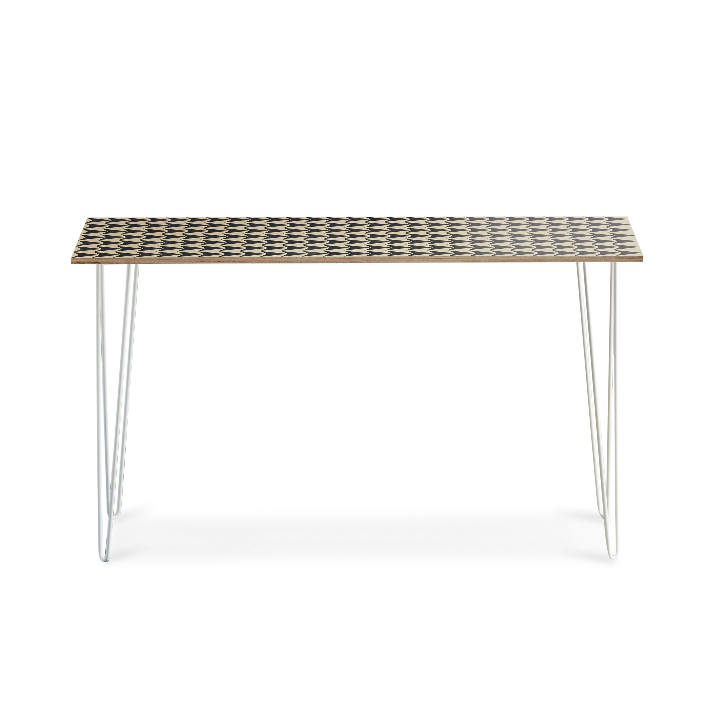 Aldgate East Ink Console table