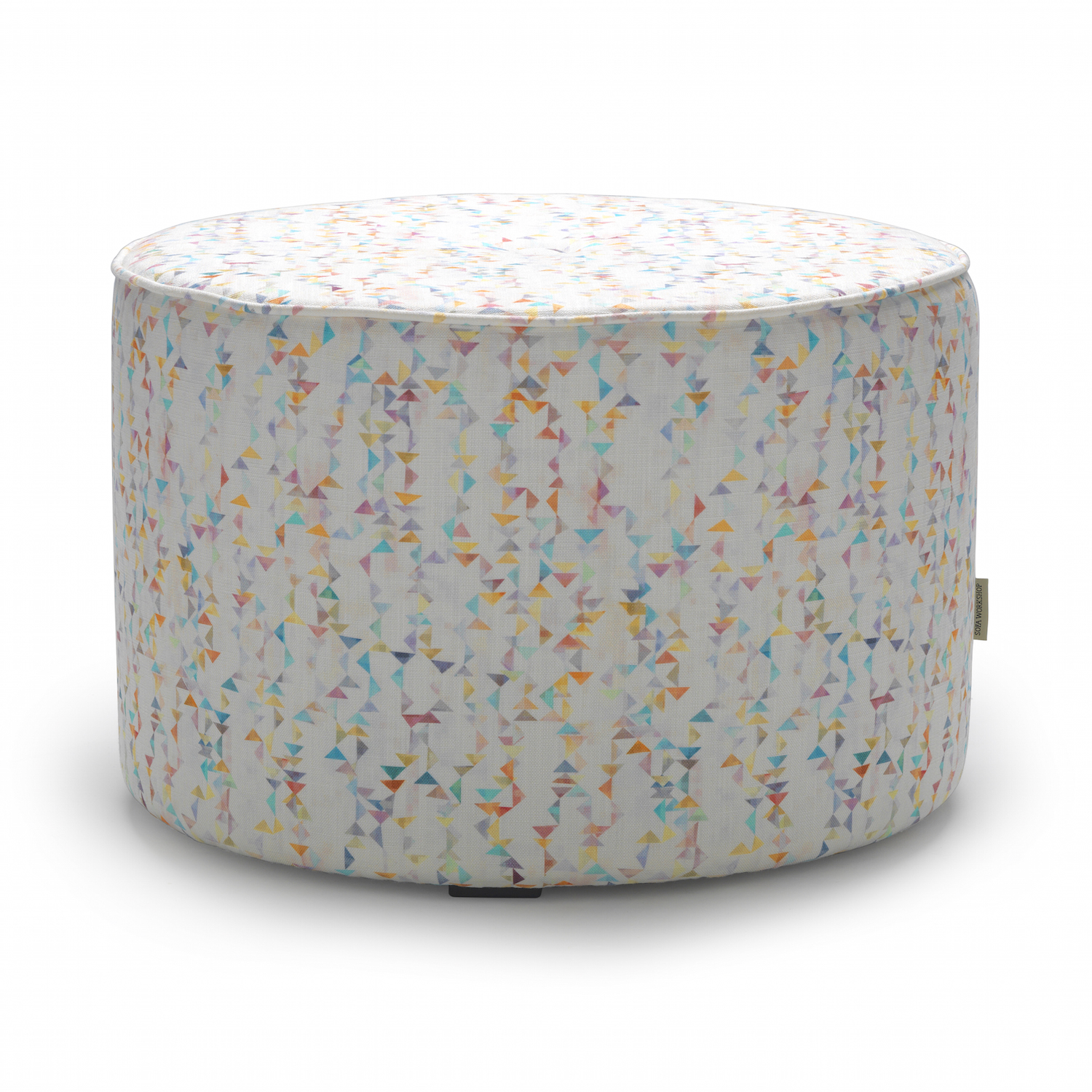 Fancy Nancy footstool in Kites