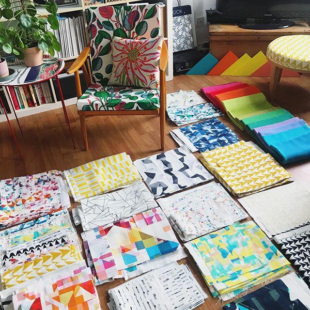 Sample sorting 💜❤️🧡💛💚💙