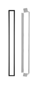 LED BI-COLOR 126 x 10 Cm