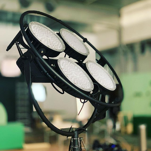 Brand new in our offer!💡💡 LED Space Light or LED RUBY Bi-Color #ledlights #filmset #arri#filmrental #cinematography #spacelight #movies #advertising #filmindustry
