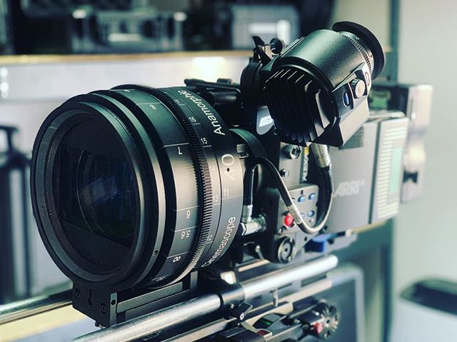Cinemascope Anamorphic!!! #cinemascope #anamorphic #lenses #filmlenses#arri #filmmaking #cinematography #cinematographer
