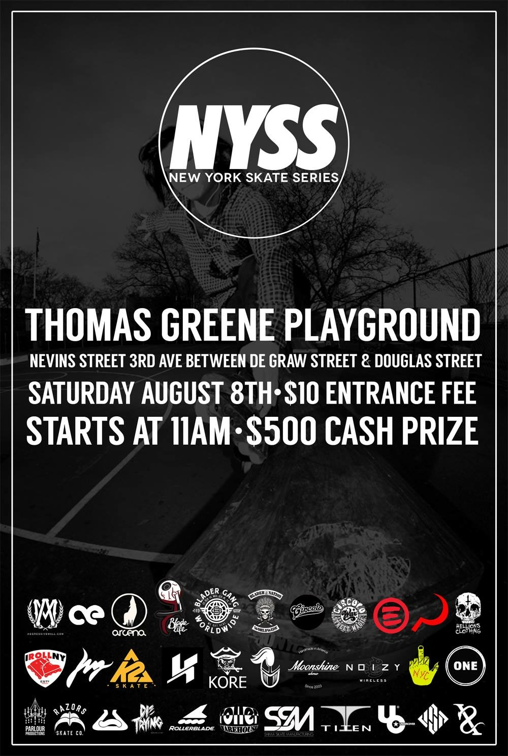 Thomas Greene Playground
