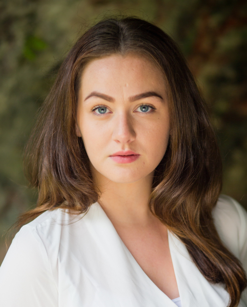 Shannon Wilkinson   Actress in both the 2018 & 2019 tour of  Wasted.   Shannon is represented by Nova Artists, you can view her casting profile via the following link:   http://www.novaartists.co.uk/actors/31?category=female