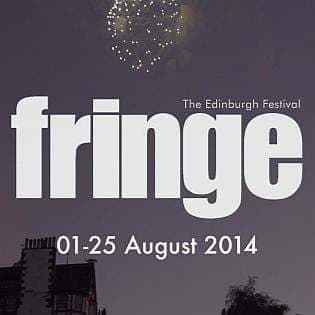 "Ed Fringe 2014! - We participated in our first ever Edinburgh Fringe Festival, bringing our production of ""Bar & Ger"" to the infamous scottish summer festival."