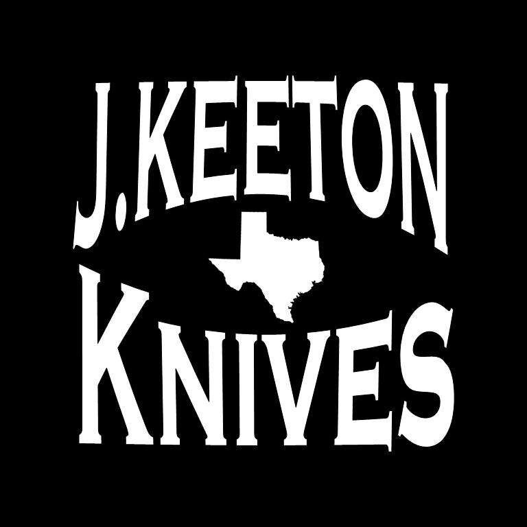 J Keeton is an up and coming knife maker who makes some darned fined knives.  We have teamed up to make a solid knife and sheath package together.  (Click on his image to make your way to his Youtube Channel.)