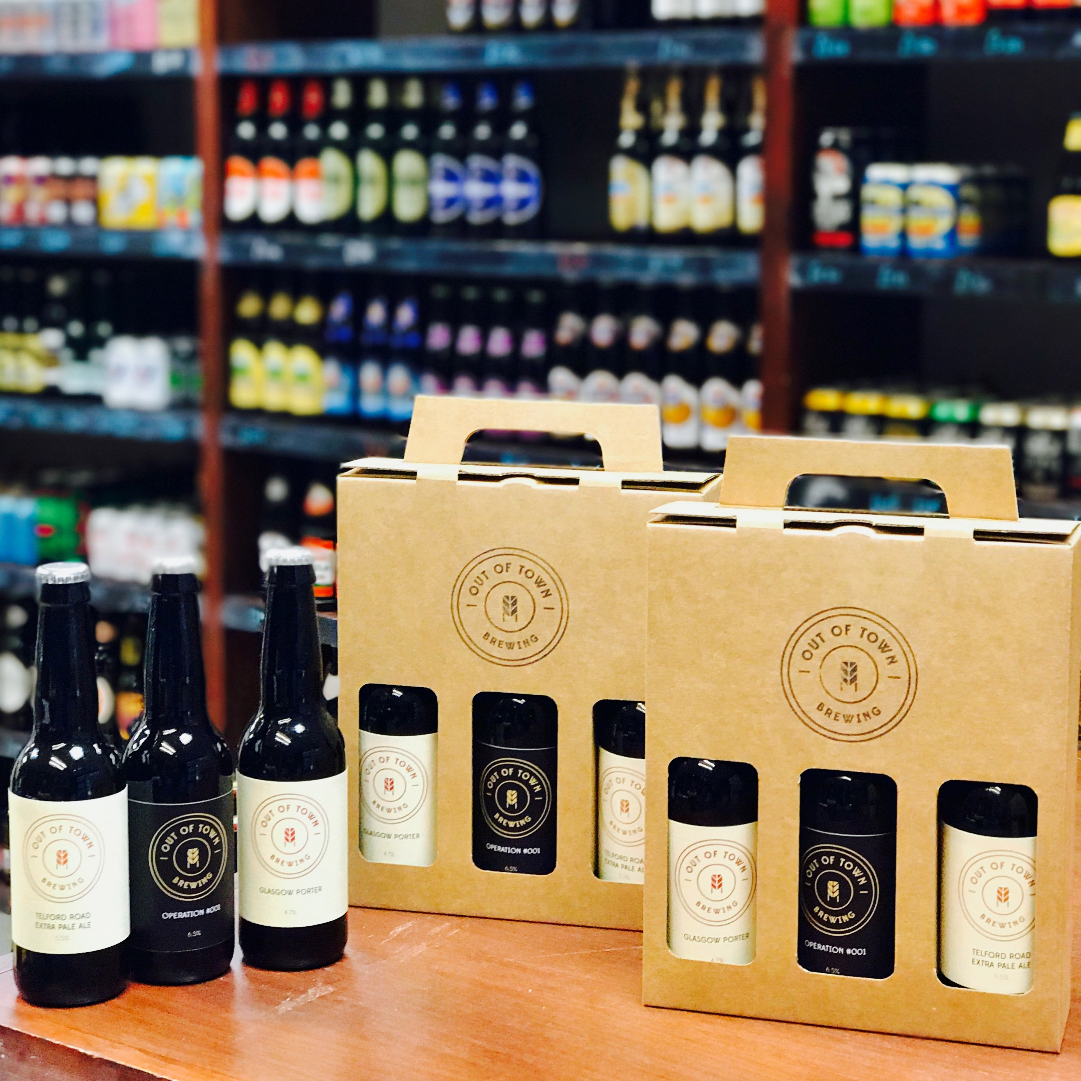 Our Gift Packs, available in time for Christmas