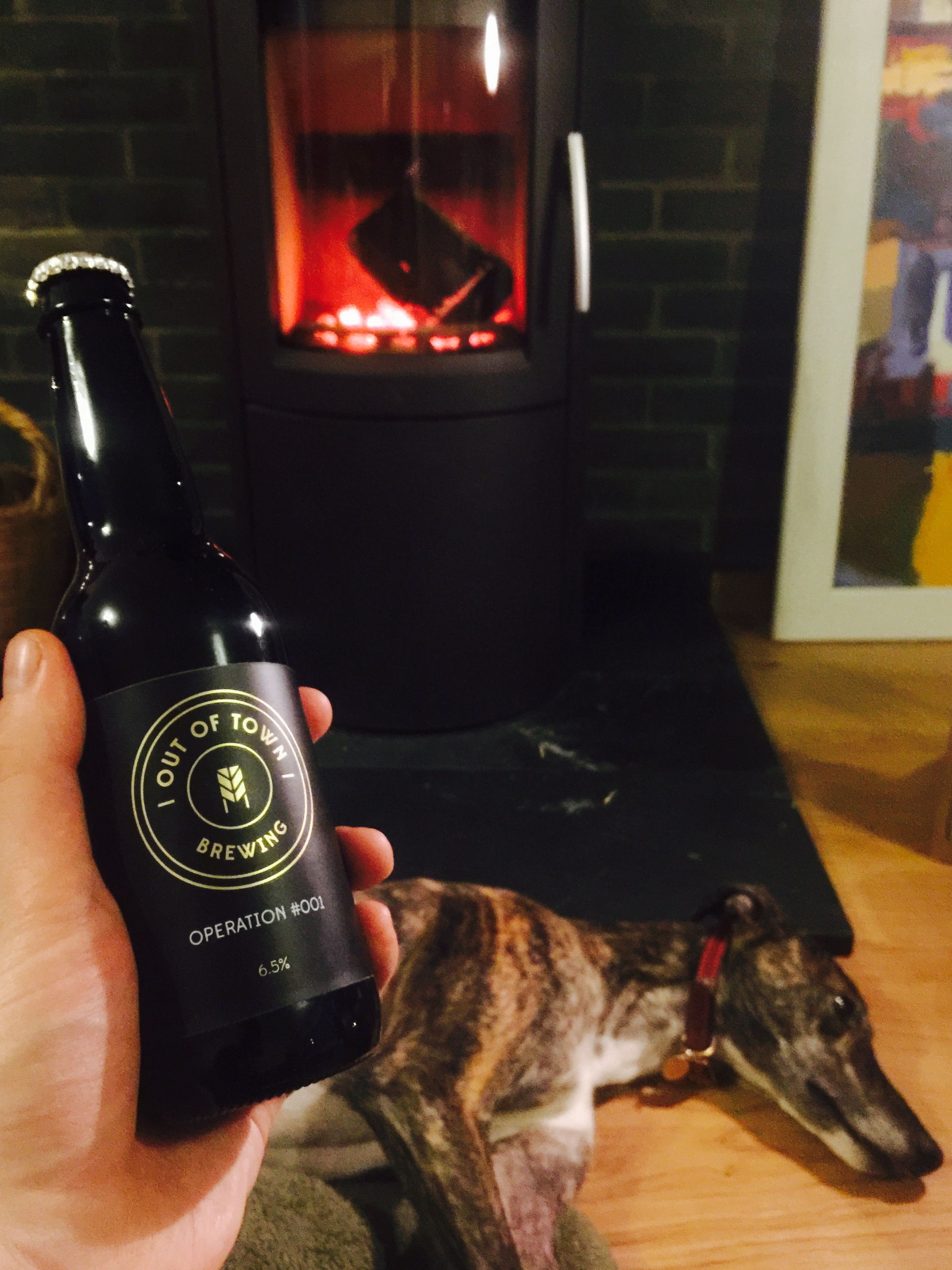 Serve with lazy dogs and log fires.