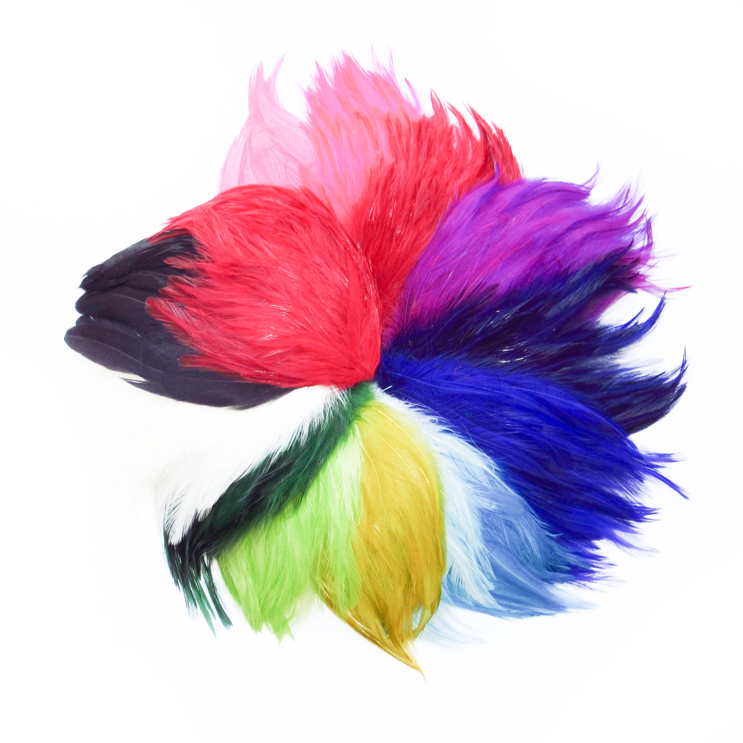 Feather assortments