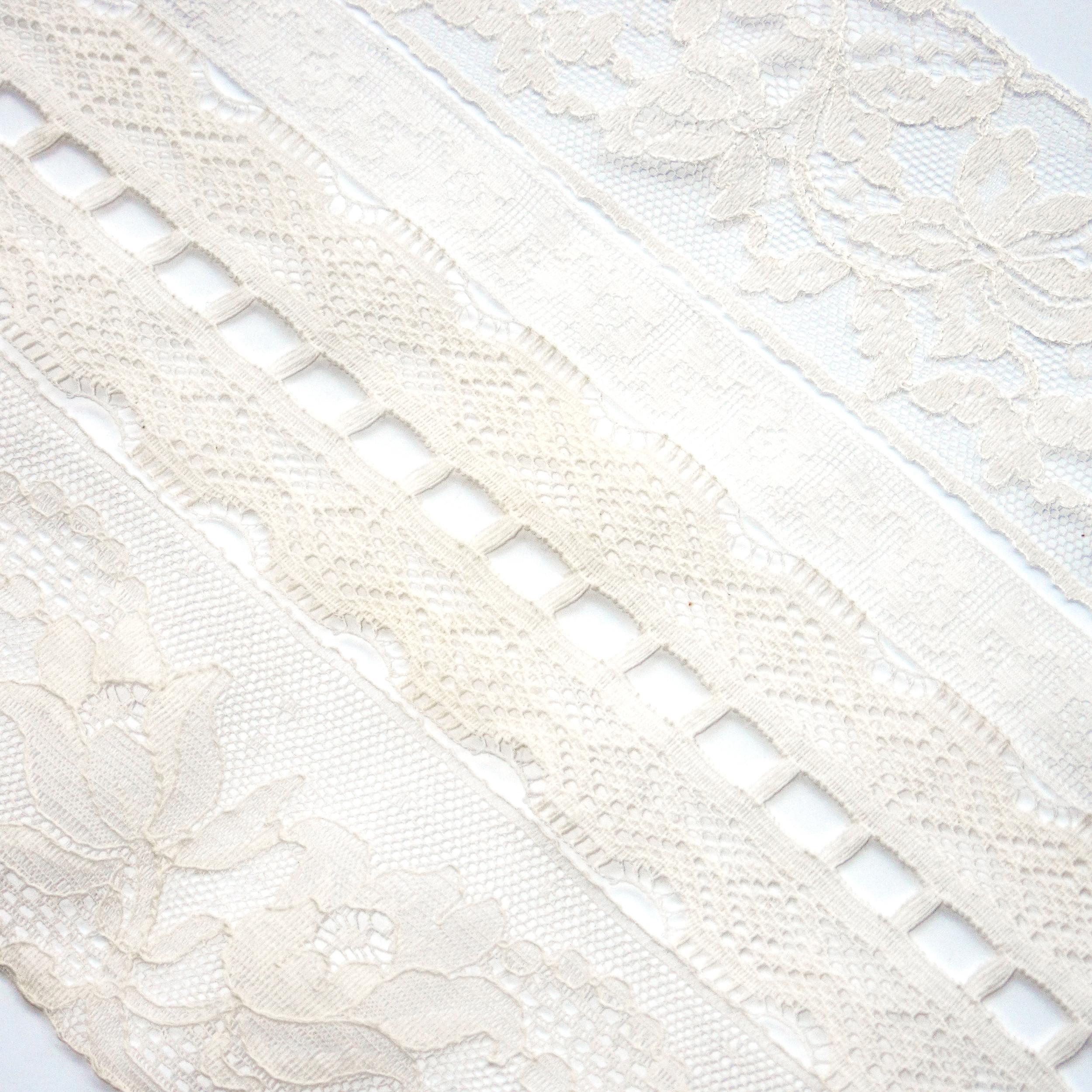 Nylon lace