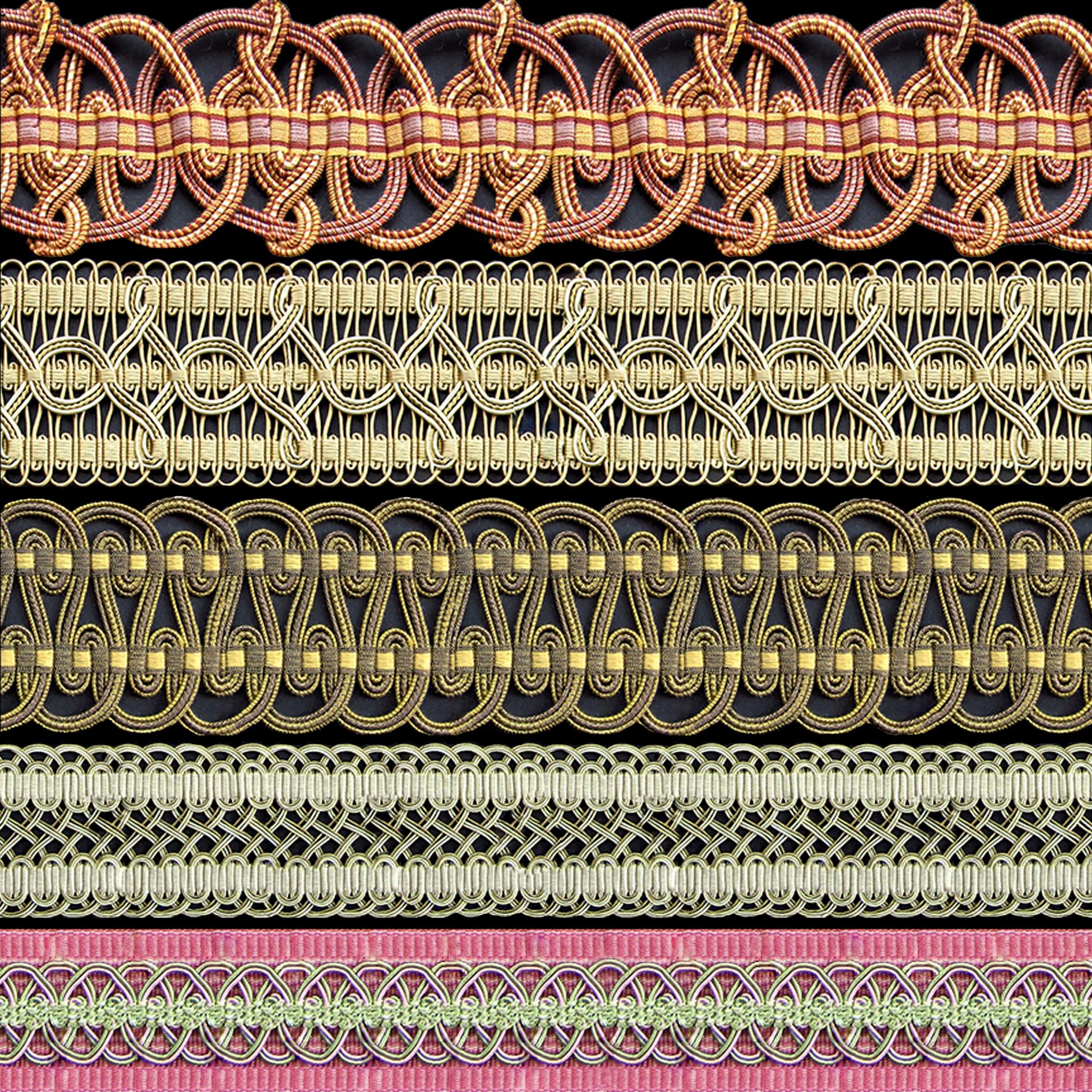 Ornate Trimming