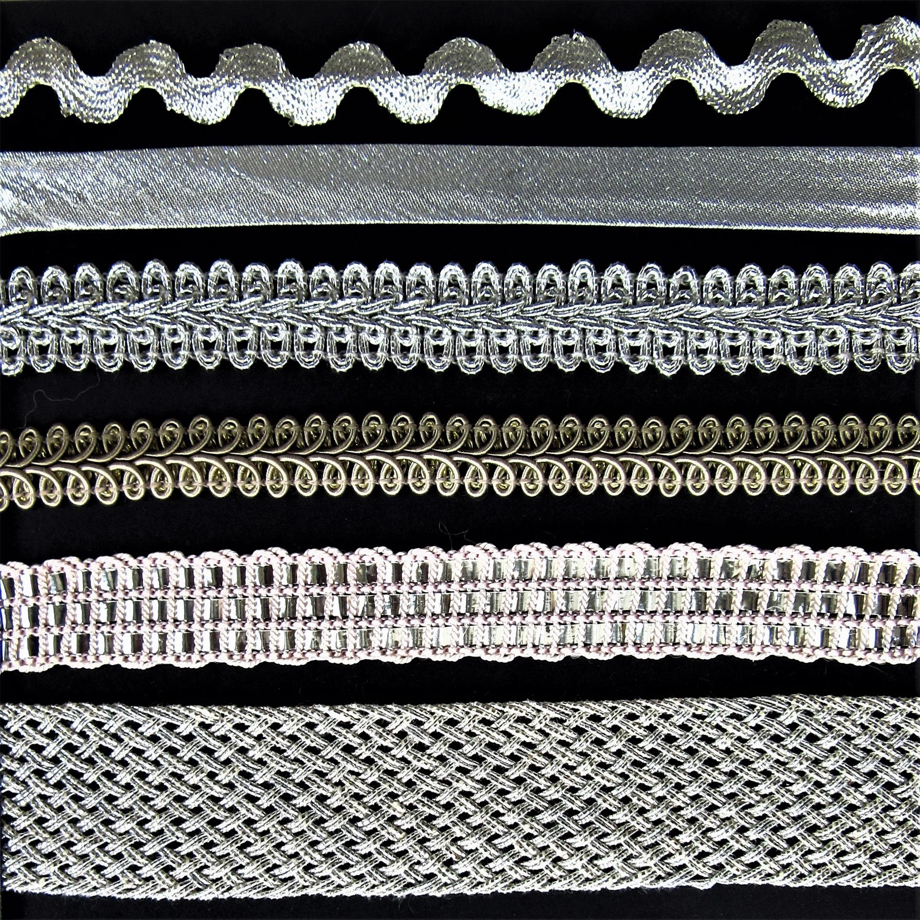 Metallic Trimming