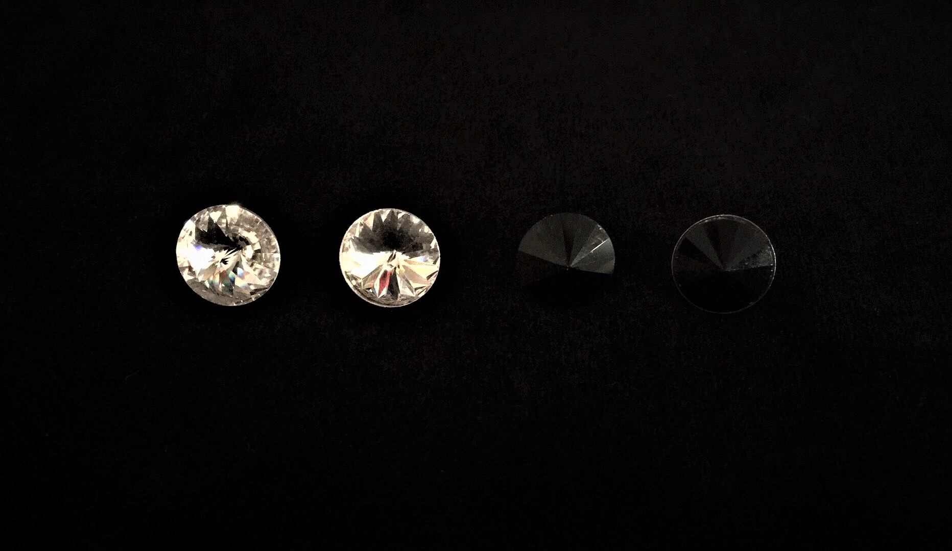 Crystal Buttons