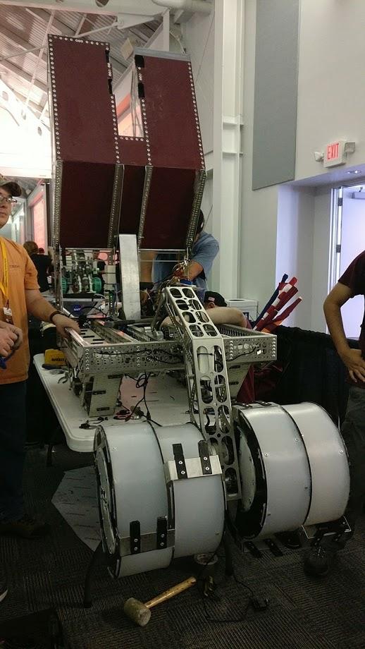 Virginia Tech's Robot